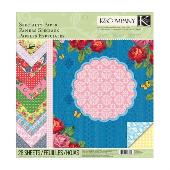 Bloomscape Specialty Paper Pad 12x12