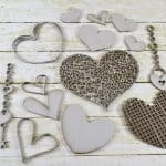 Papericious Chipboards- All Yours